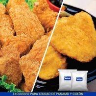 Combo Duo Apanado / 5lb de Alitas Apanadas y 5lb de Filete Apanado