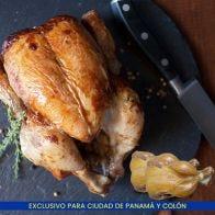 Pollo Ahumado Melo (2pieza)
