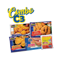COMBO C-3  / 5 productos variados