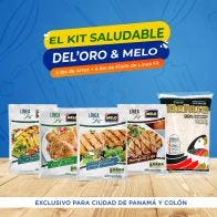 Kit Saludable con Arroz Premium