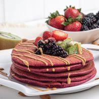 Pancake de Remolacha
